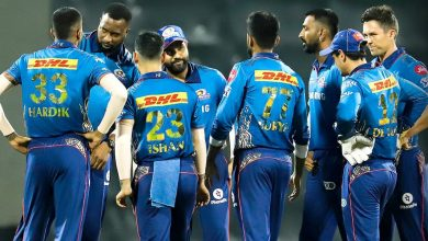 Photo of MI captain Rohit Sharma fined 12 lakh rupees