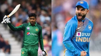 Photo of Babar Azam becomes the no.1 ODI batsman replacing Kohli