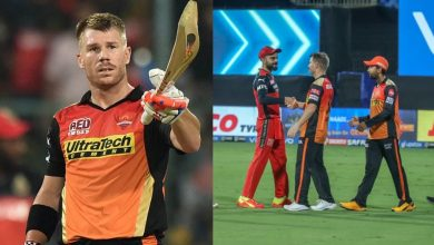 Photo of David Warner explained why they lost against RCB