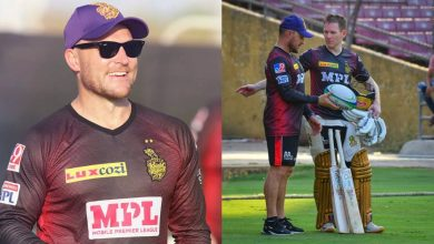 Photo of KKR coach McCullum said time for big changes in his team