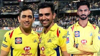 Photo of IPL 2021: Ruturaj and Deepak in Chennai Super Kings Team