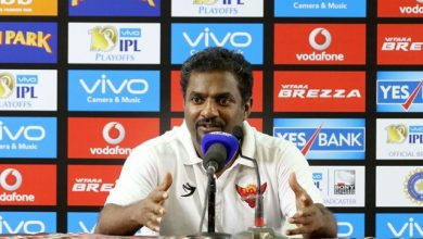 Photo of Muttiah Muralitharan discharged after undergoing angioplasty