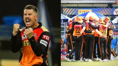 Photo of David Warner praises Kane Williamson after the first win