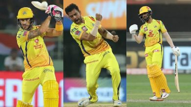 Photo of Three players of CSK helped to win over KKR in the 15th match