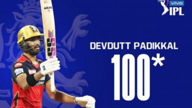 Photo of Padikkal became the 3rd uncapped batsman to score a century in the IPL