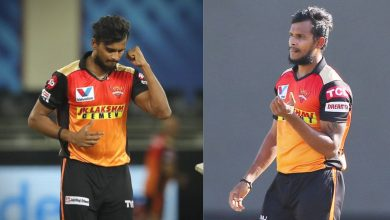 Photo of Natarajan may be out of the IPL due to his injury