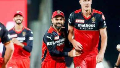 Photo of Virat Kohli didn't get much help from Kyle Jamieson