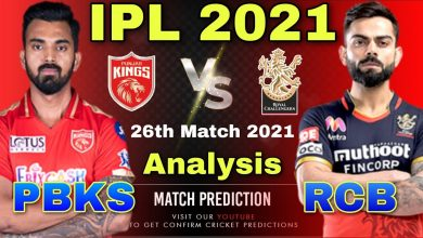 Photo of IPL 2021: PBKS vs BLR Dream11 Team Prediction With Overall Stats