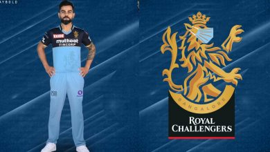 Photo of RCB will wear a special blue jersey instead of red