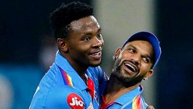 Photo of IPL 2021: Dhawan and Rabada take Delhi Capitals to the top