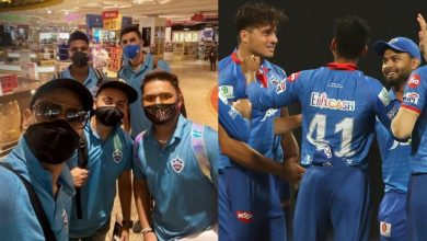 Photo of All players of Delhi Capitals team were quarantined