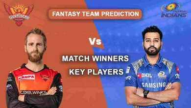 Photo of IPL 2021: SRH vs MI Dream11 Team Prediction With Overall Stats