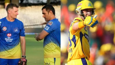 Photo of CSK batting coach Michael Hussey Covid positive