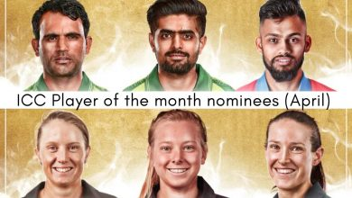 Photo of ICC announced Player of the Month nominations for April 2021