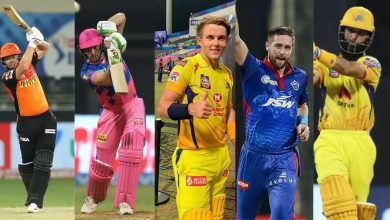 Photo of Eight England cricketers participating in IPL reached London