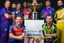 Photo of Abu Dhabi T10 5th season will start on November 19