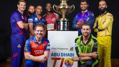 Photo of Abu Dhabi T10 5th season will start on November 19