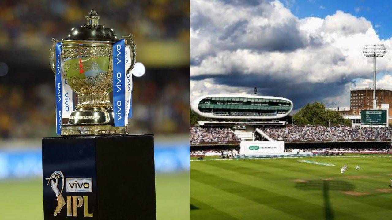 IPL 2021 in England