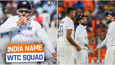 Photo of BCCI announced Indian Squad for WTC final and  Test series in England