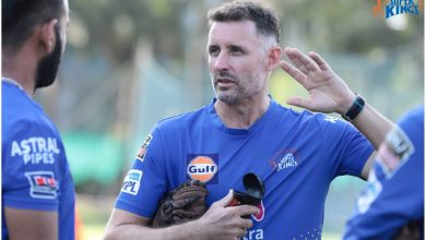 Photo of Michael Hussey found covid negative but will remain in isolation