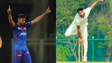 Photo of Delhi Capitals bowler Avesh Khan got a place in Team India