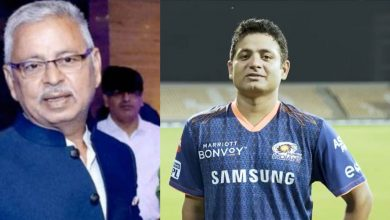 Photo of Piyush Chawla's father has died due to Corona