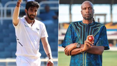 Photo of Curtly Ambrose: Jasprit Bumrah can take 400 wickets