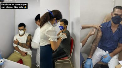 Photo of Indian players are taking Covid vaccine before leaving for England tour