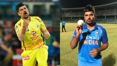 Photo of CSK spinner Karn Sharma gave 5 lakh rupees for help against Covid