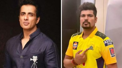 Photo of Sonu Sood revealed that CSK player Karn Sharma is helping him