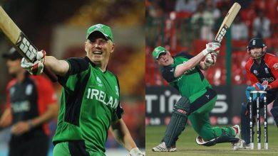 Photo of Ireland star batsman Kevin O'Brien announces ODI retirement