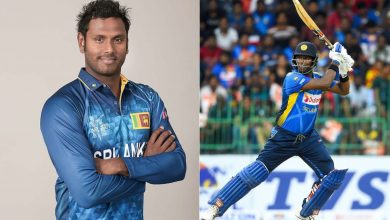Photo of Mathews withdraws from limited-overs series against India, may announce retirement