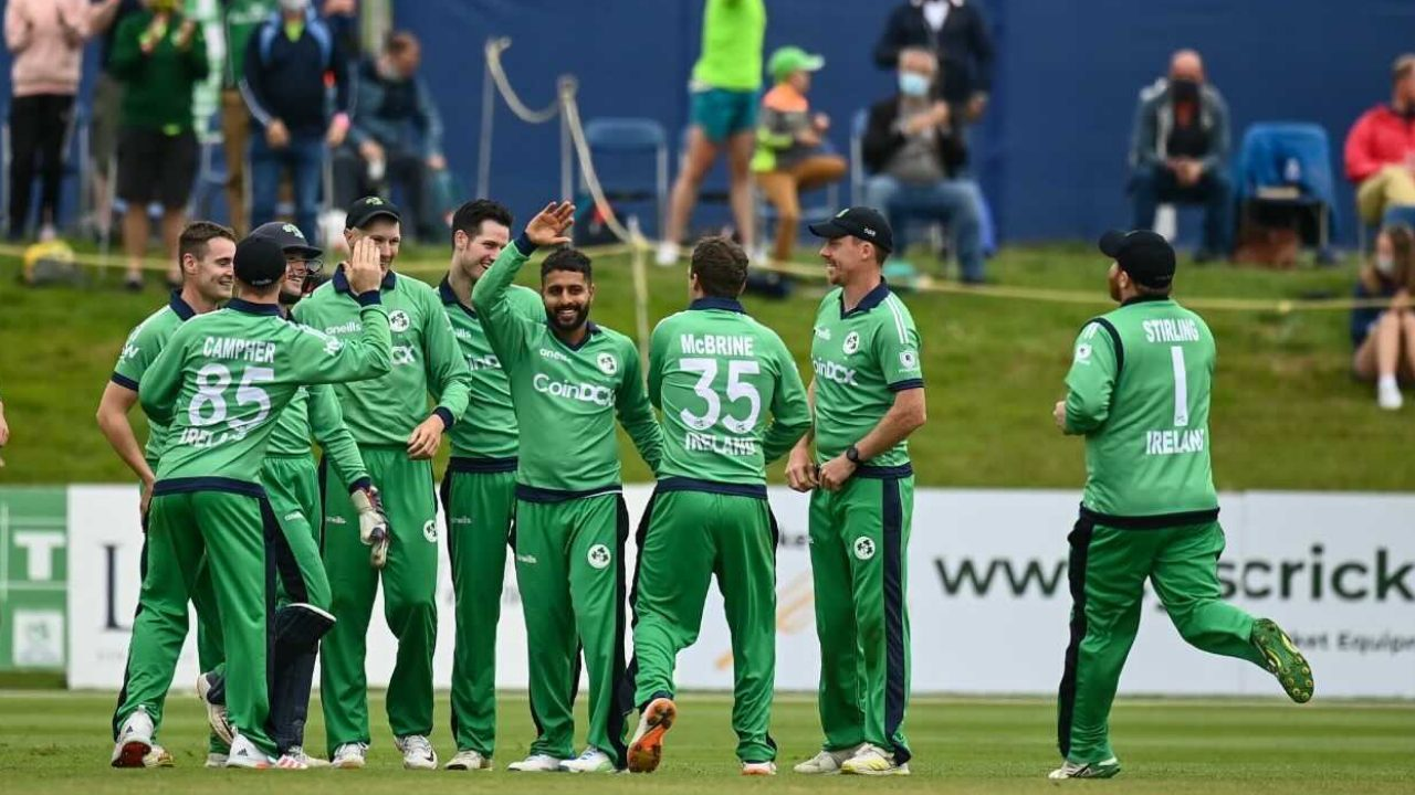 ireland win over SA