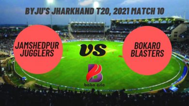 Photo of JAM vs BOK Dream 11 Team match 10, playing XI, Pitch report, player data fantasy cricket tips