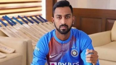 Photo of COVID-19: Positive Krunal Pandya out of T20I series, all 8 close contacts test negative