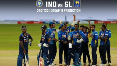 Photo of SL vs IND 3rd T20I Dream11 Team Prediction, Pitch Report, Playing XI & Player Stats