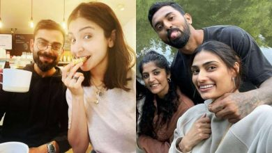 Photo of Anushka Sharma is teasing Athiya Shetty for the latest Instagram post