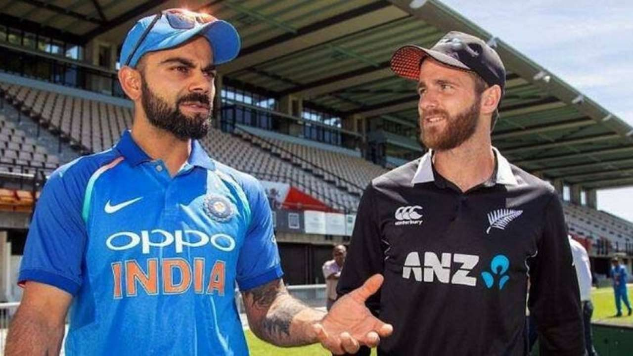 India tour of NZ